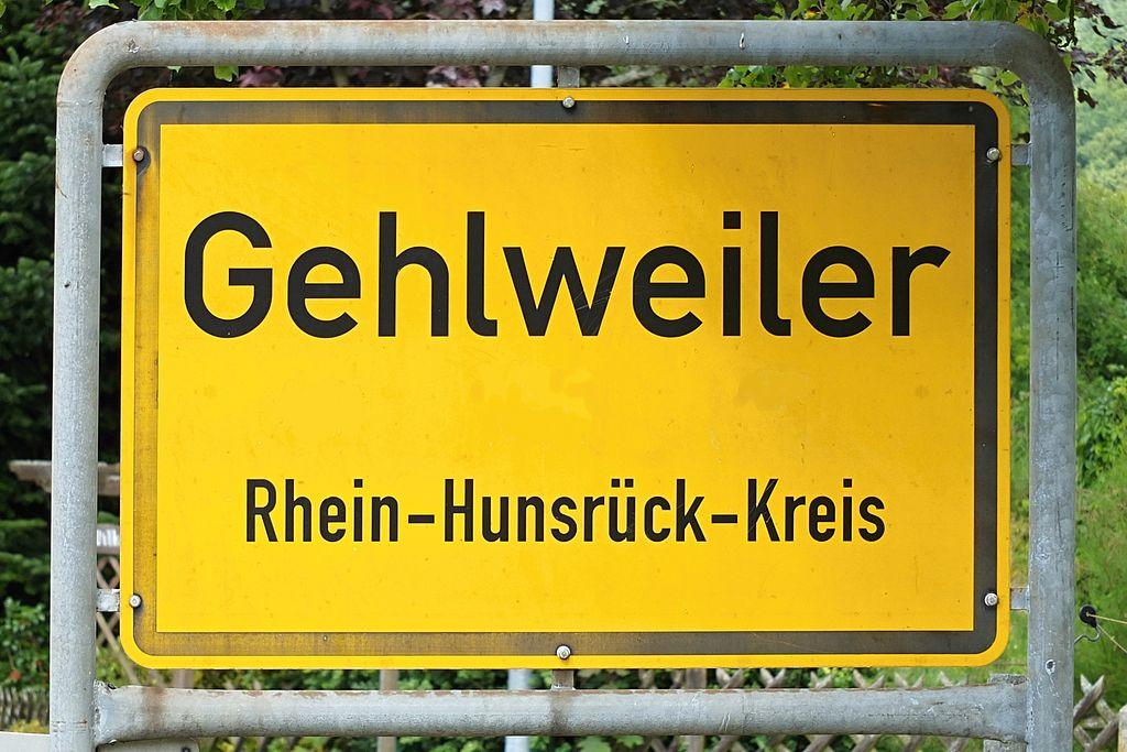 Gehweiler